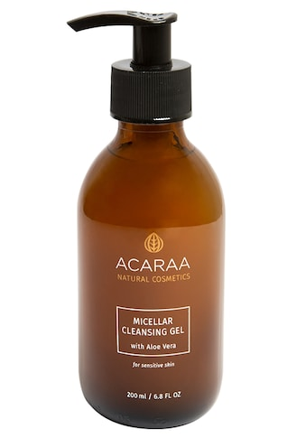 """ACARAA Naturkosmetik Gesichtsreinigungsgel """"Mizellen Waschgel Anti Pickel"""" kaufen"""