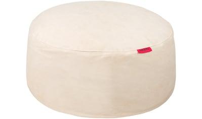 OUTBAG Sitzsack »Cake Canvas washed«, wetterfest, für den Außenbereich, Ø: 115 cm kaufen