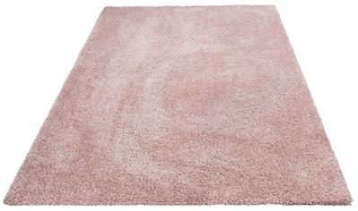 Leonique Hochflor-Teppich »Floris«, rechteckig, 30 mm Höhe, Besonders weich durch... kaufen