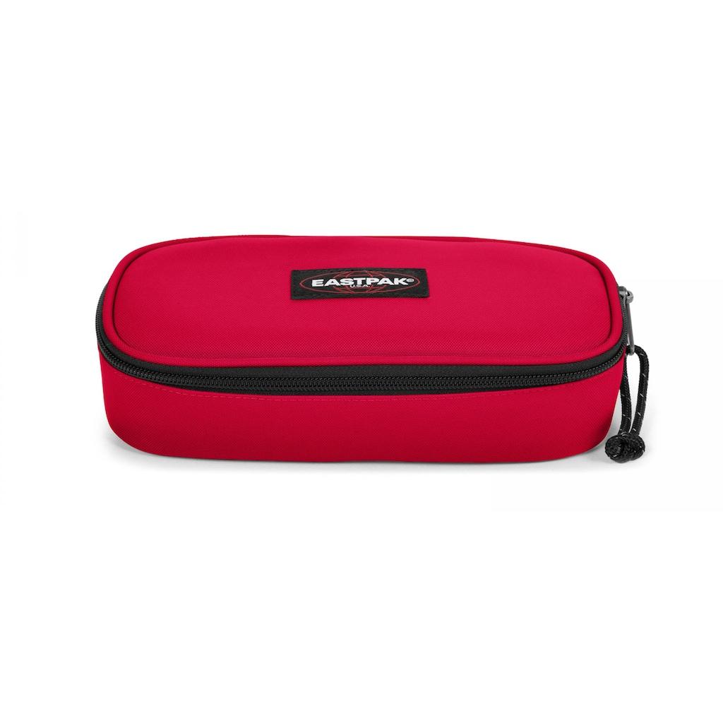 Eastpak Schreibgeräteetui »OVAL SINGLE, Sailor Red«, enthält recyceltes Material (Global Recycled Standard)