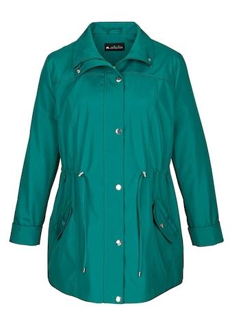 m. collection Jacke mit Tunnelzug an der Taille zum variieren der Weite kaufen