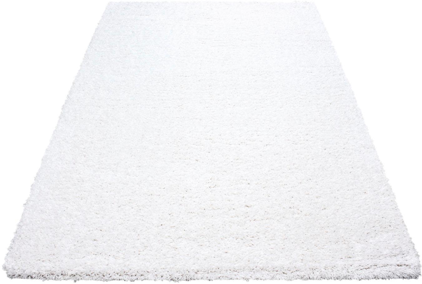 Hochflor-Teppich Ancona 9000 Ayyildiz rechteckig Höhe 50 mm maschinell gewebt