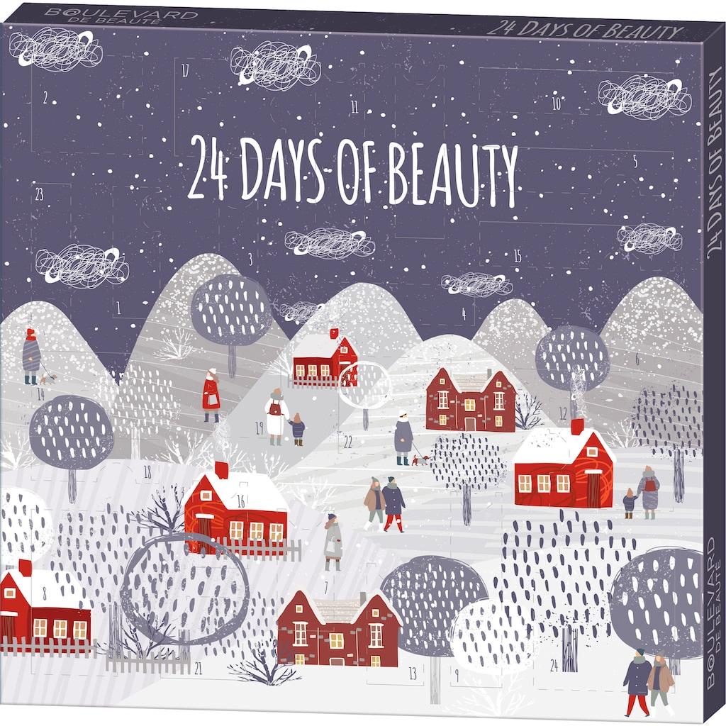 Boulevard de Beauté Adventskalender »24 Days Of Beauty«
