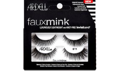 ARDELL Bandwimpern »Faux Mink 811 Twin Pack«, 2 Paar aus seidigem Synthetik kaufen
