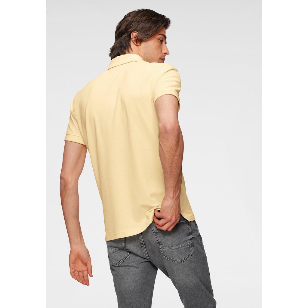 TOMMY HILFIGER Poloshirt »OXFORD REGULAR POLO«