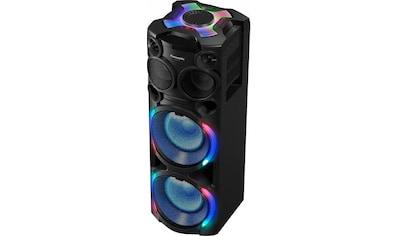 Panasonic »SC - TMAX50E - K« Party - Lautsprecher (2000 Watt) kaufen