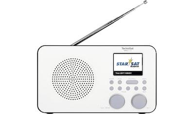 TechniSat »VIOLA 2 C IR« Radio (Digitalradio (DAB+),UKW mit RDS,Internetradio, 3 Watt) kaufen