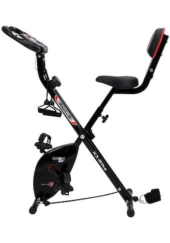 Christopeit Sport® Heimtrainer »Christopeit X 3 Bike«, Klappheimtrainer mit Arm- Bein... kaufen
