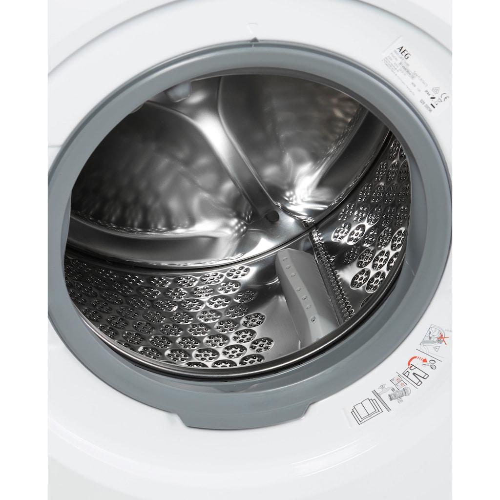 AEG Waschmaschine »LAVAMAT L8FE74485«, Serie 8000 LAVAMAT, L8FE74485, ÖKOMix - Faserschutz