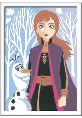 Ravensburger Malen nach Zahlen »Disney Frozen II, Anna und Olaf«, Made in Europe, FSC®... kaufen
