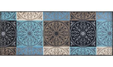 Läufer, »Da Capo«, wash+dry by Kleen - Tex, rechteckig, Höhe 7 mm, gedruckt kaufen