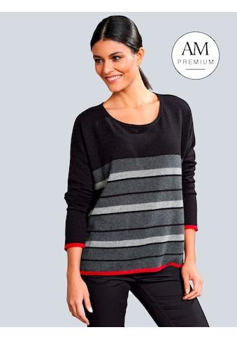 Alba Moda Pullover aus reinem Kaschmir kaufen