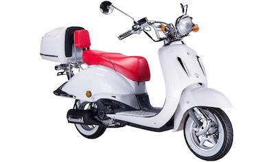 GT UNION Motorroller »Strada«, 3 PS, inkl. Topcase kaufen