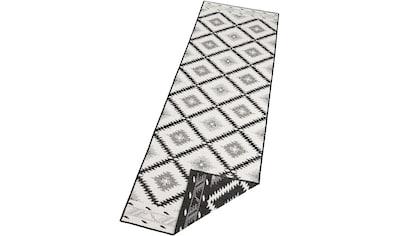 Läufer, »Malibu«, bougari, rechteckig, Höhe 5 mm, maschinell gewebt kaufen