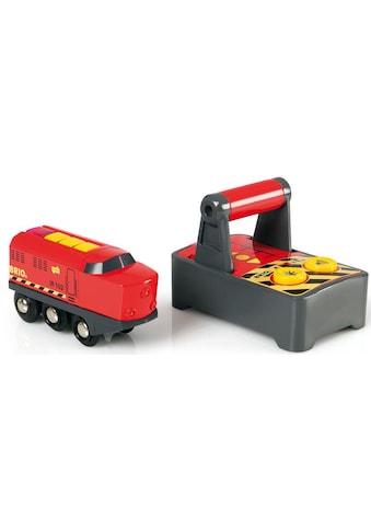 """BRIO® Spielzeug - Eisenbahn """"BRIO® WORLD IR Frachtlok"""" kaufen"""