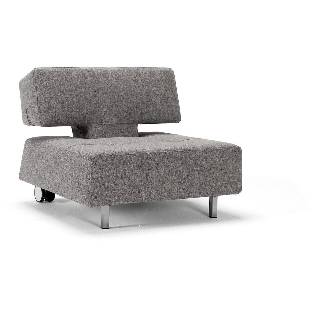 INNOVATION LIVING ™ Sessel »Long Horn«, mit verstellbarer Rückenlehne