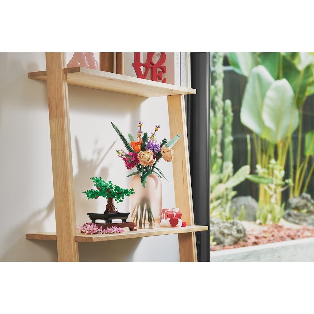 LEGO® Konstruktionsspielsteine »Bonsai Baum (10281), LEGO® Creator Expert«, (878 St.), Made in Europe