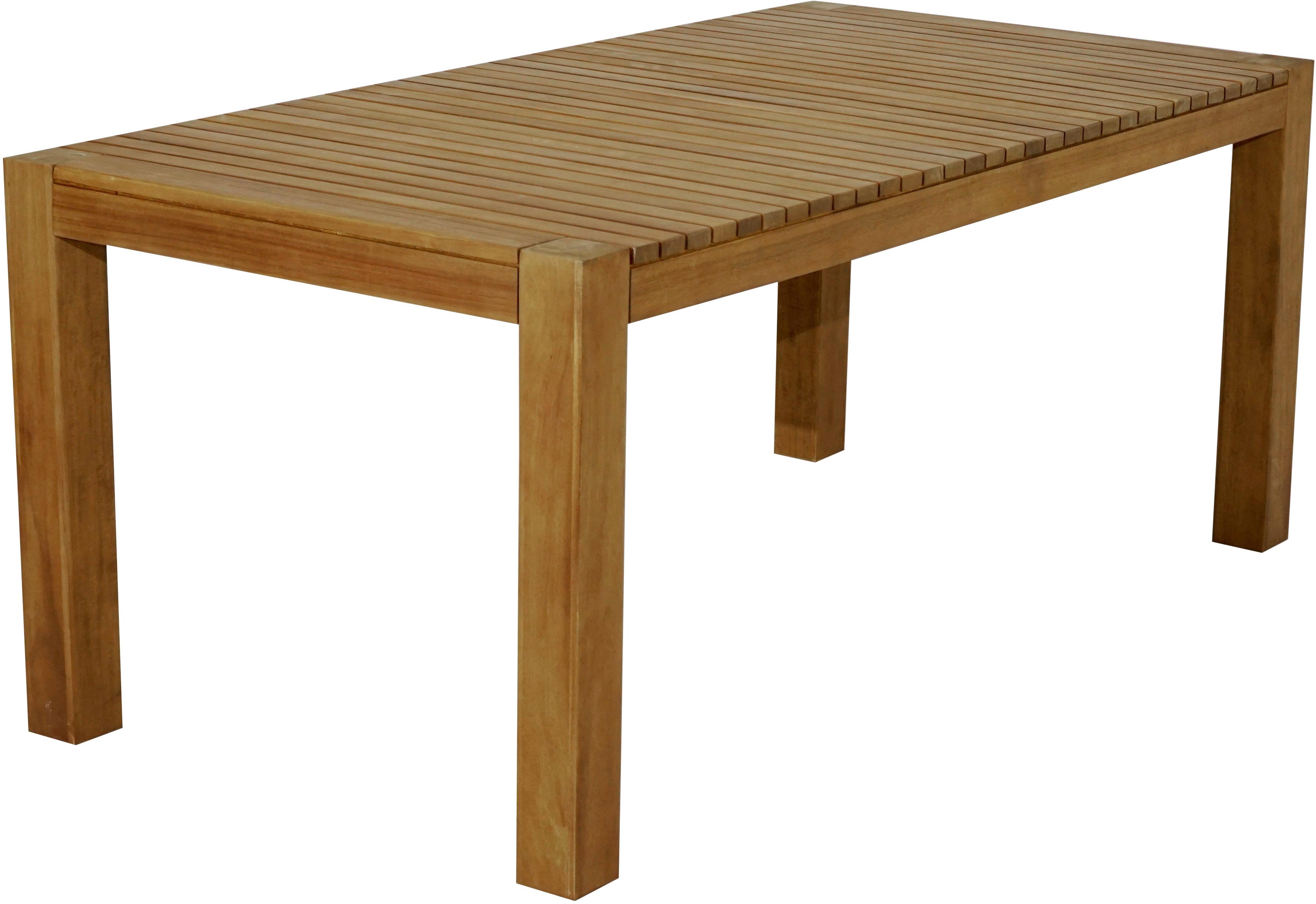 PLOSS Gartentisch Halmstad Akazienholz 180x90 cm