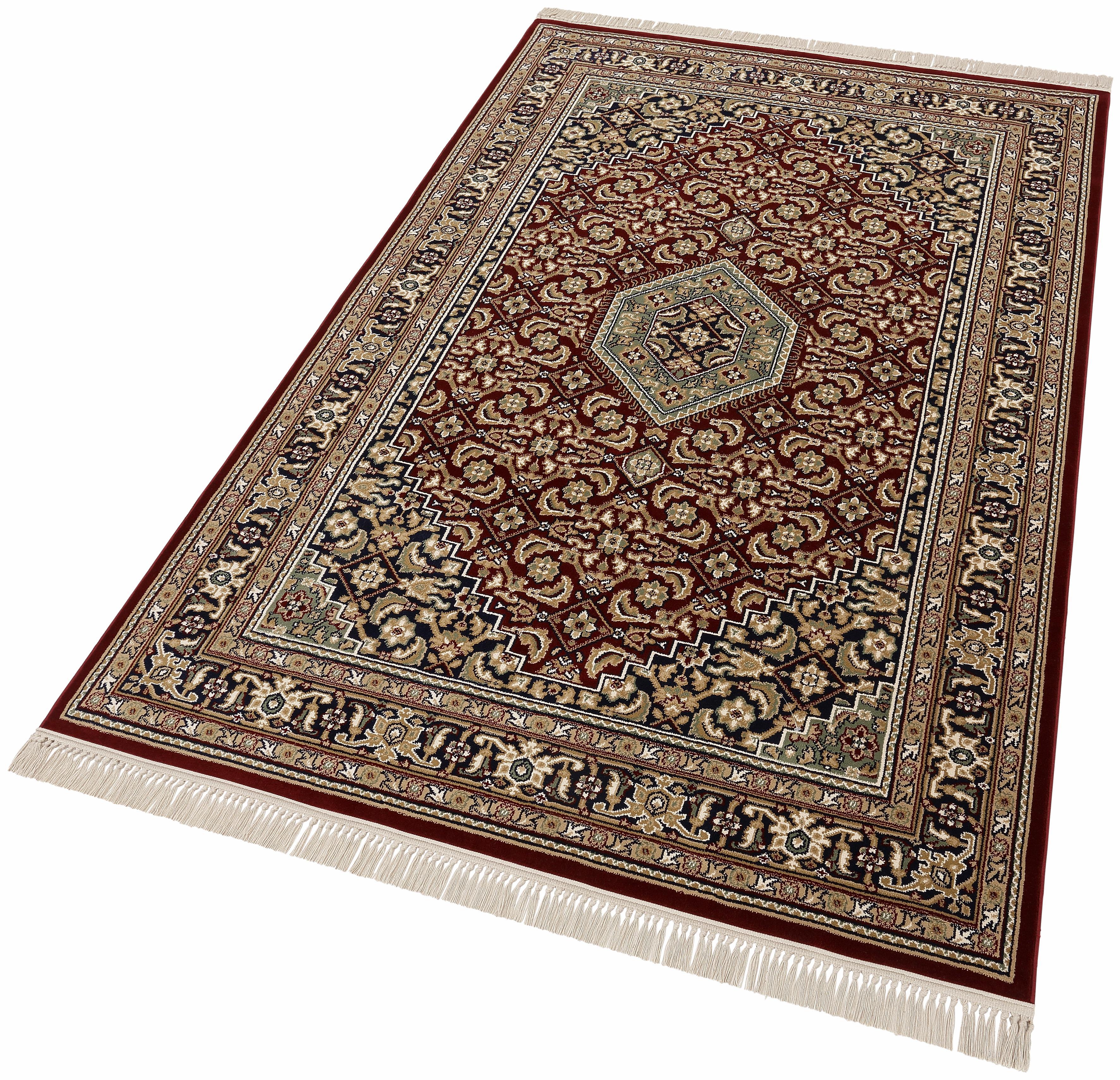 Teppich Kassandra Home affaire rechteckig Höhe 9 mm