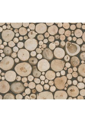 A.S. Création Papiertapete »Il Decoro in Holz Optik«, Holz kaufen