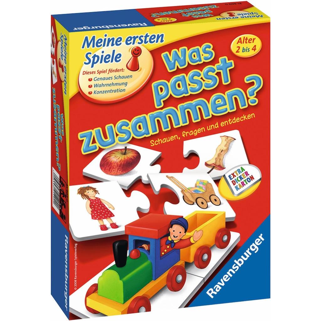 Ravensburger Spiel »Was passt zusammen?«, Made in Europe, FSC® - schützt Wald - weltweit