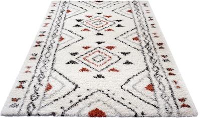 MINT RUGS Hochflor-Teppich »Hurley«, rechteckig, 33 mm Höhe, besonders weich durch... kaufen