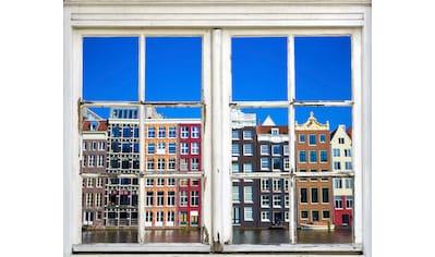 queence Wandsticker »Amsterdam« kaufen