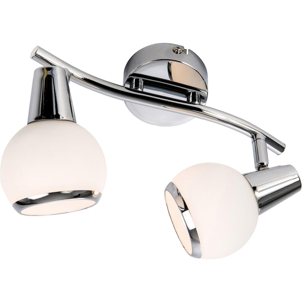 Nino Leuchten LED Deckenstrahler »LORIS«, E14, Warmweiß, LED Deckenleuchte, LED Deckenlampe