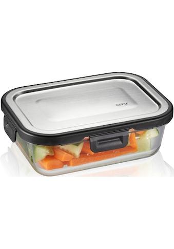 GEFU Frischhaltedose »MILO«, (1 tlg.), rechteckig kaufen