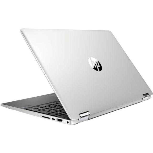 HP Pavilion X360 15-dq1220ng Notebook (39,6 cm / 15,6 Zoll, Intel,Core i5, 1000 GB HDD, 256 GB SSD)