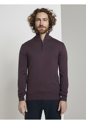 TOM TAILOR Rollkragenpullover »Pullover mit Rollkragen« kaufen