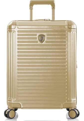 Heys Hartschalen-Trolley »Edge, 53 cm, Gold«, 4 Rollen kaufen