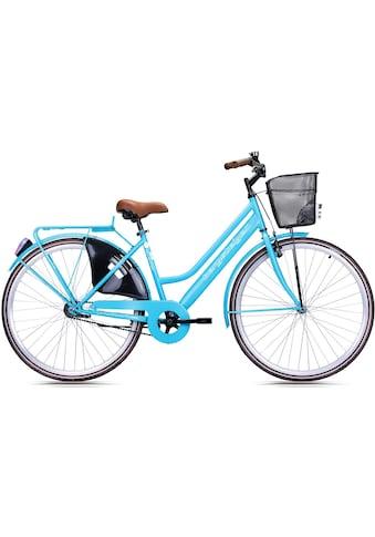 bergsteiger Cityrad »Amsterdam«, 1 Gang kaufen