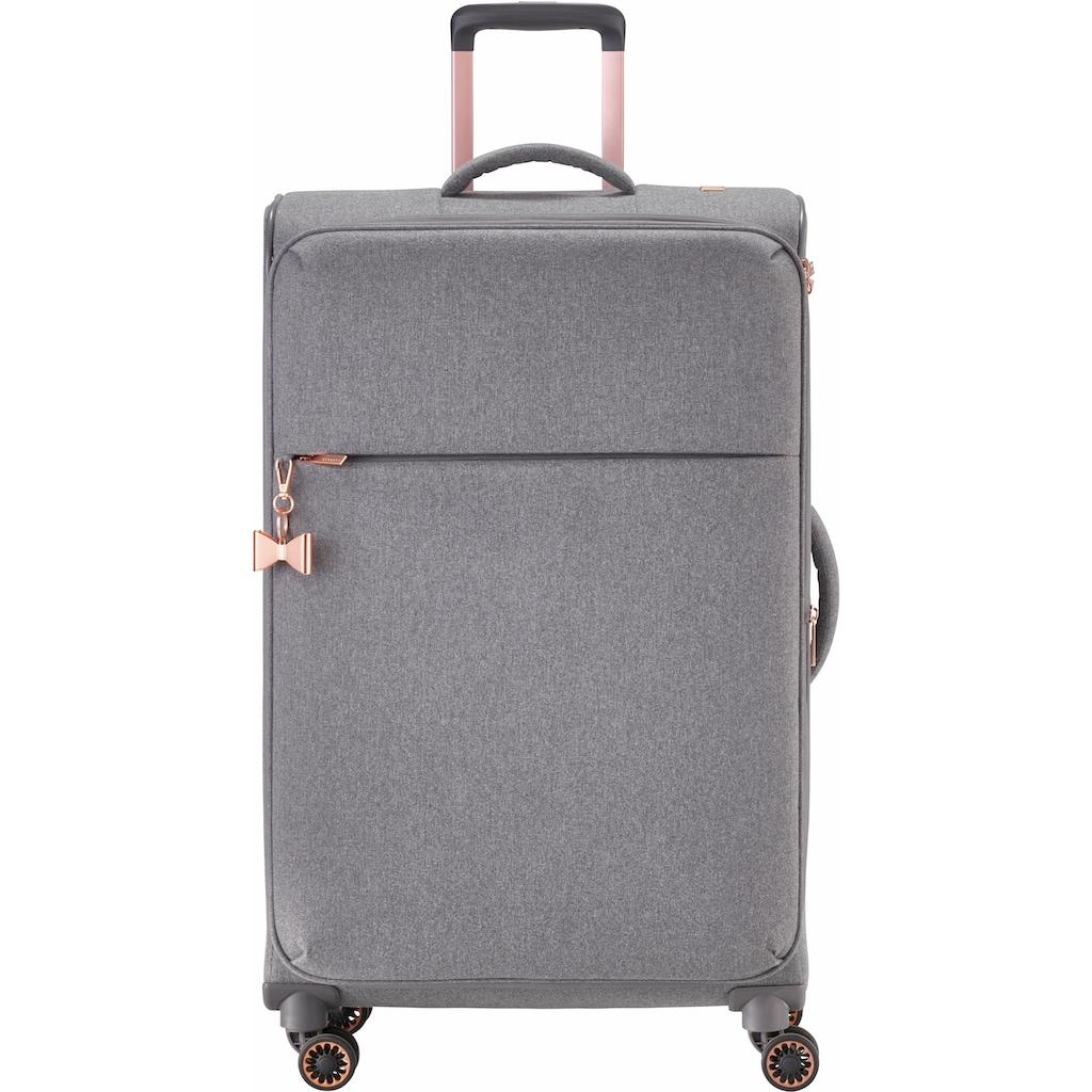 TITAN® Weichgepäck-Trolley »BARBARA & TITAN®, Barbara, 79 cm«, 4 Rollen