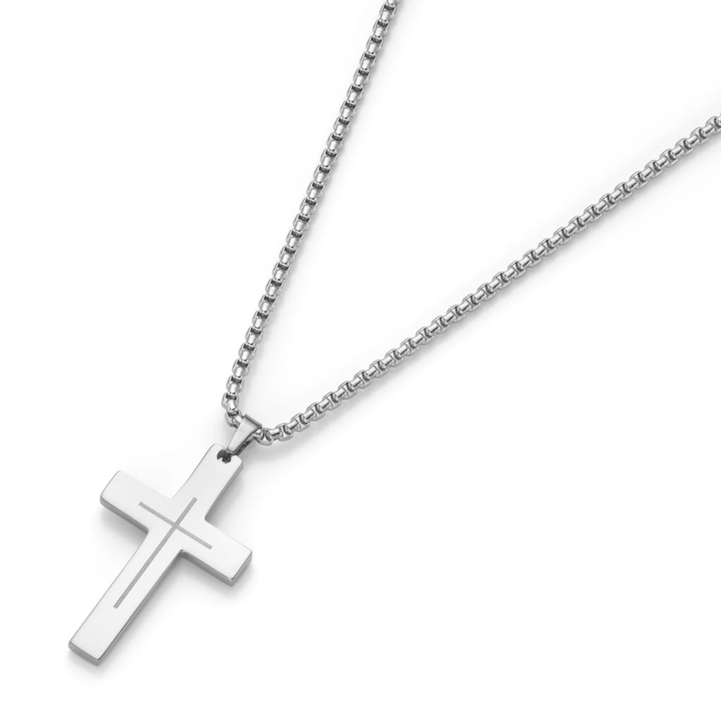 Jacques Charrel Kreuzkette »Kreuz Anhänger«