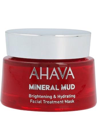 AHAVA Gesichtsmaske »Mineral Masks Brightening&Hydrating Facial Treatment Mask« kaufen