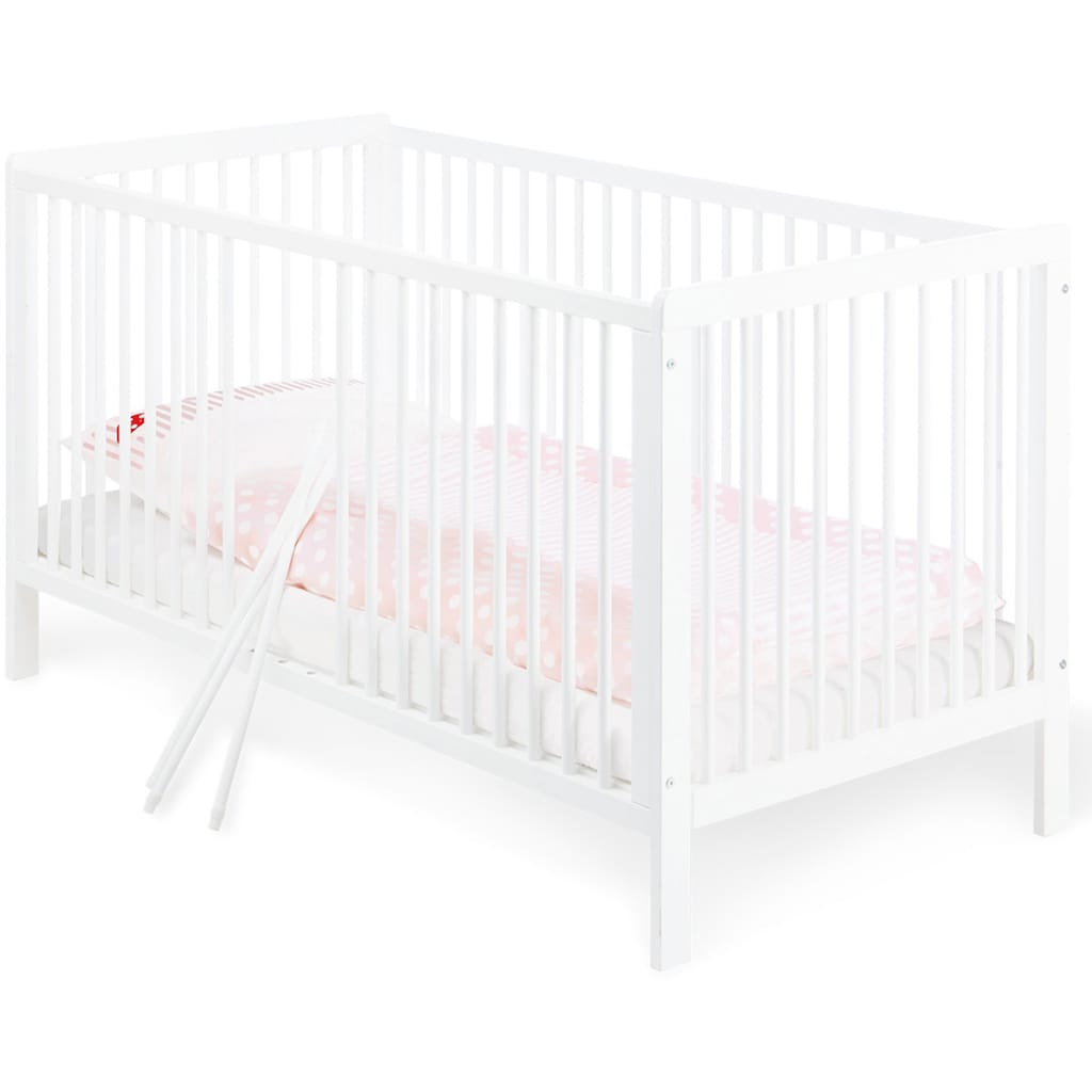 Pinolino® Babybett »Lenny«, Made in Europe