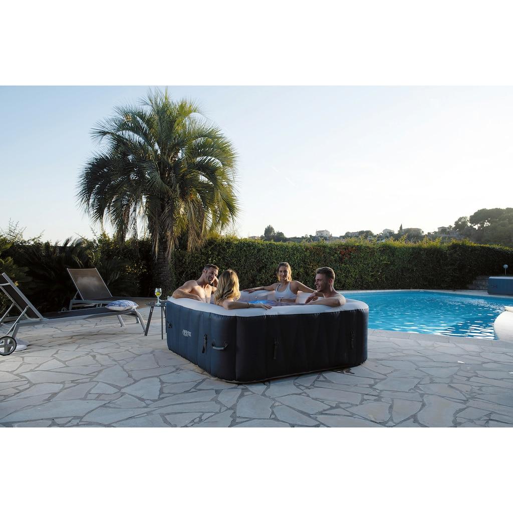 Infinite Spa Whirlpool »SPA CHAMPION«, BxH: 154x65 cm, 600l, bis 4 Personen, aufblasbar, mit LED Beleuchtung