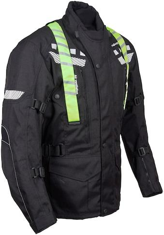 roleff Motorradjacke »RO 773 S«, Mit Sicherheitsstreifen kaufen
