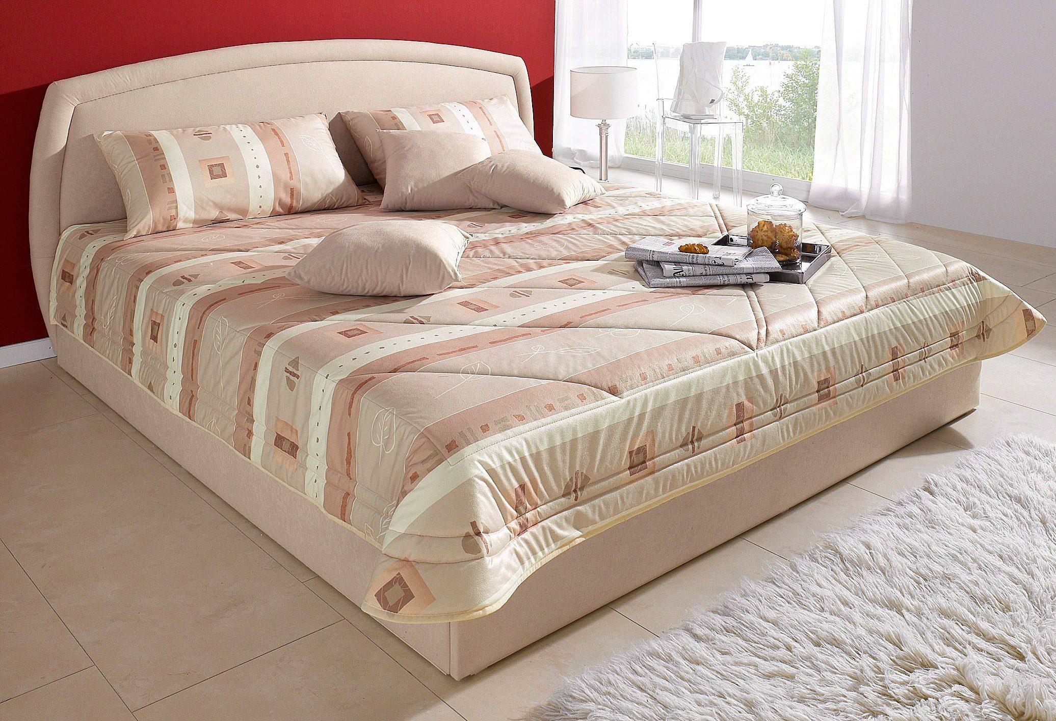 Westfalia Schlafkomfort Polsterbett im Preisvergleich