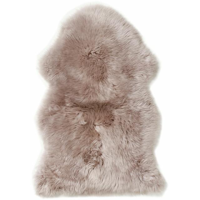 Fellteppich, »Schaffell LF«, Böing Carpet, fellförmig, Höhe 70 mm, Naturprodukt
