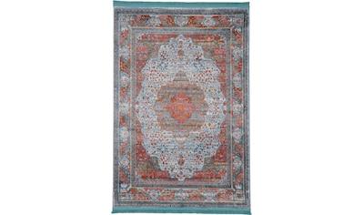 carpetfine Teppich »Desna«, rechteckig, 8 mm Höhe, Vintage Look, Wohnzimmer kaufen