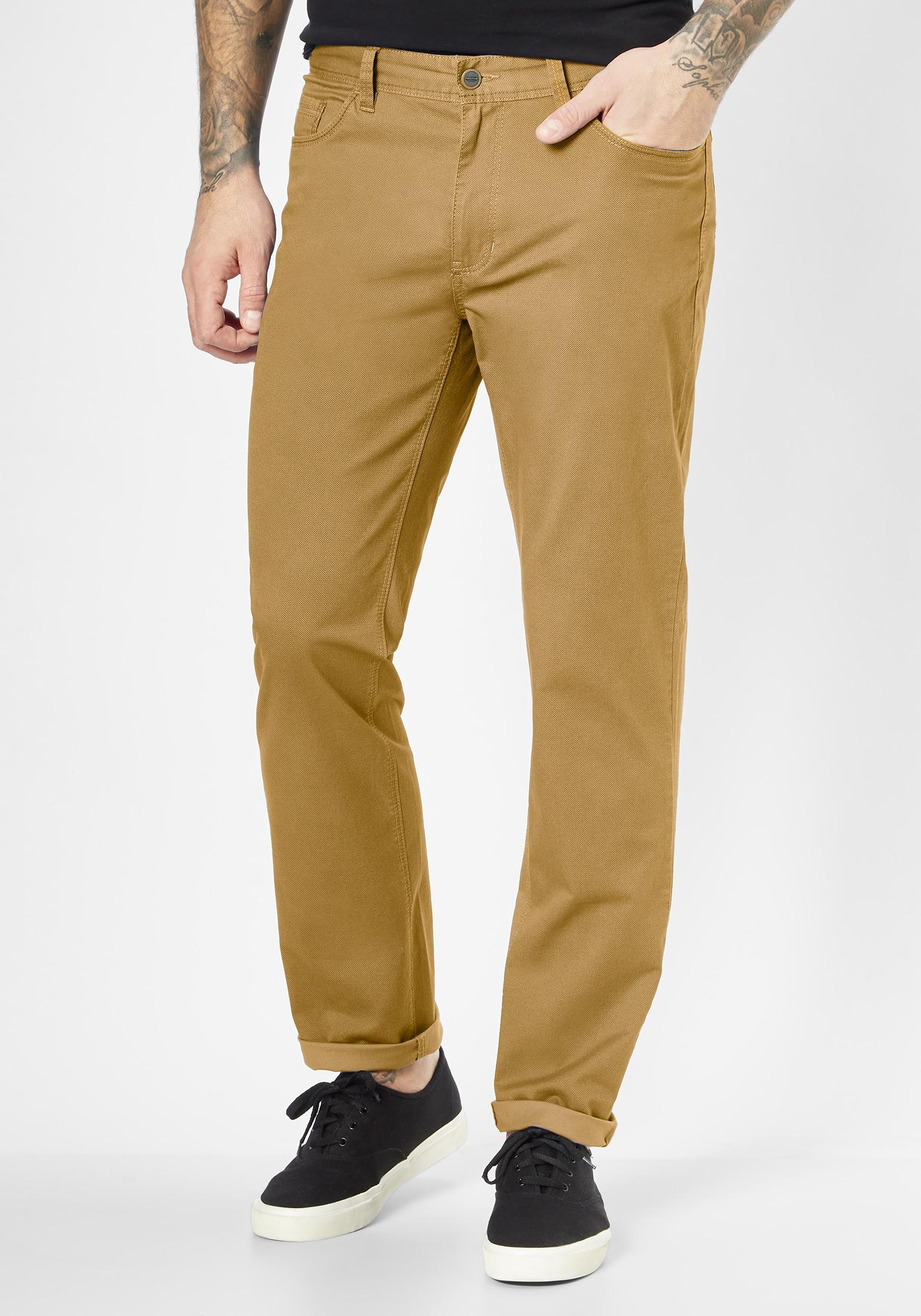 redpoint -  Stoffhose Milton, dezent bedruckt, modern fit 5-Pocket