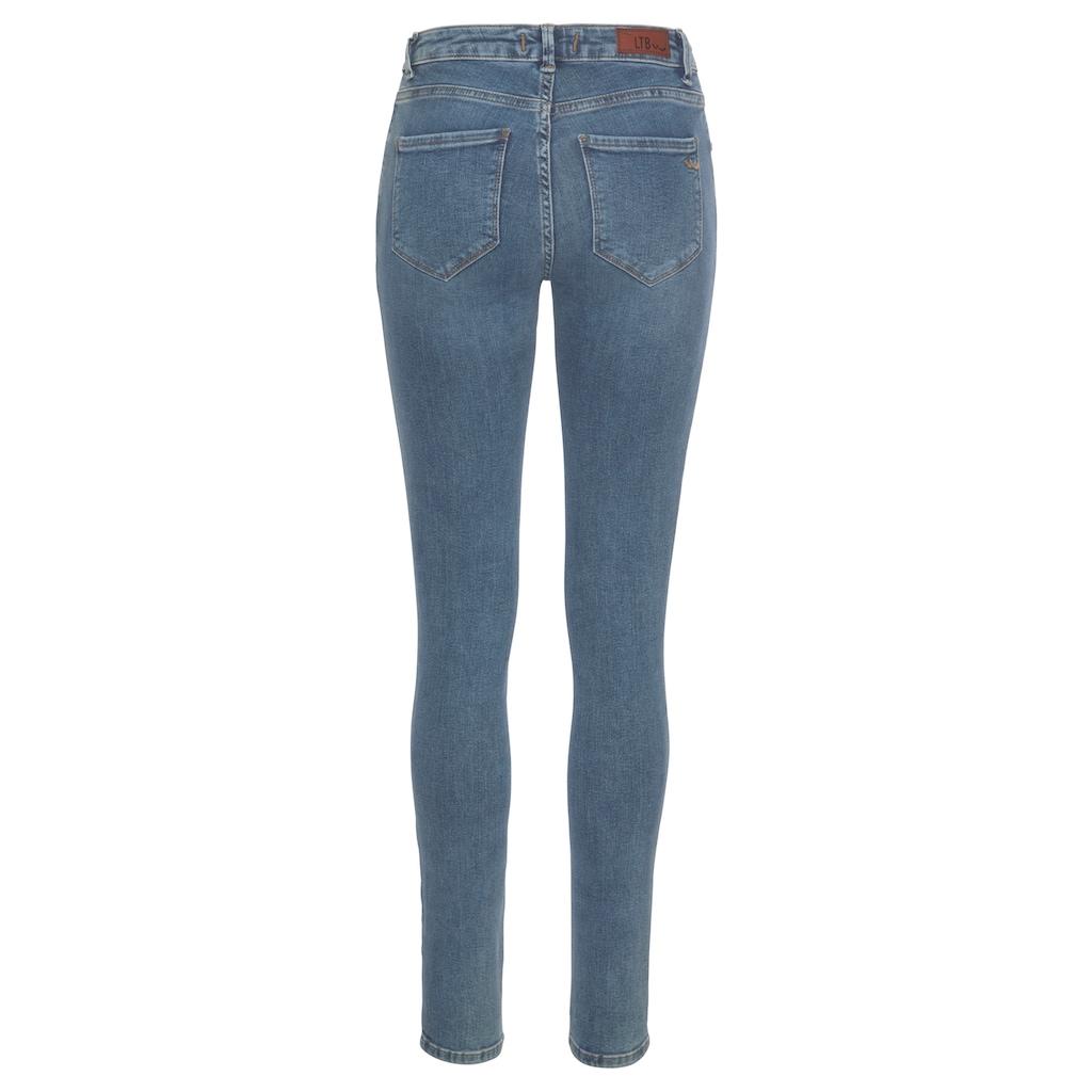 LTB Skinny-fit-Jeans »NICOLE«, mit extra engem Bein und normaler Leibhöhe im 5-Pocket-Stil
