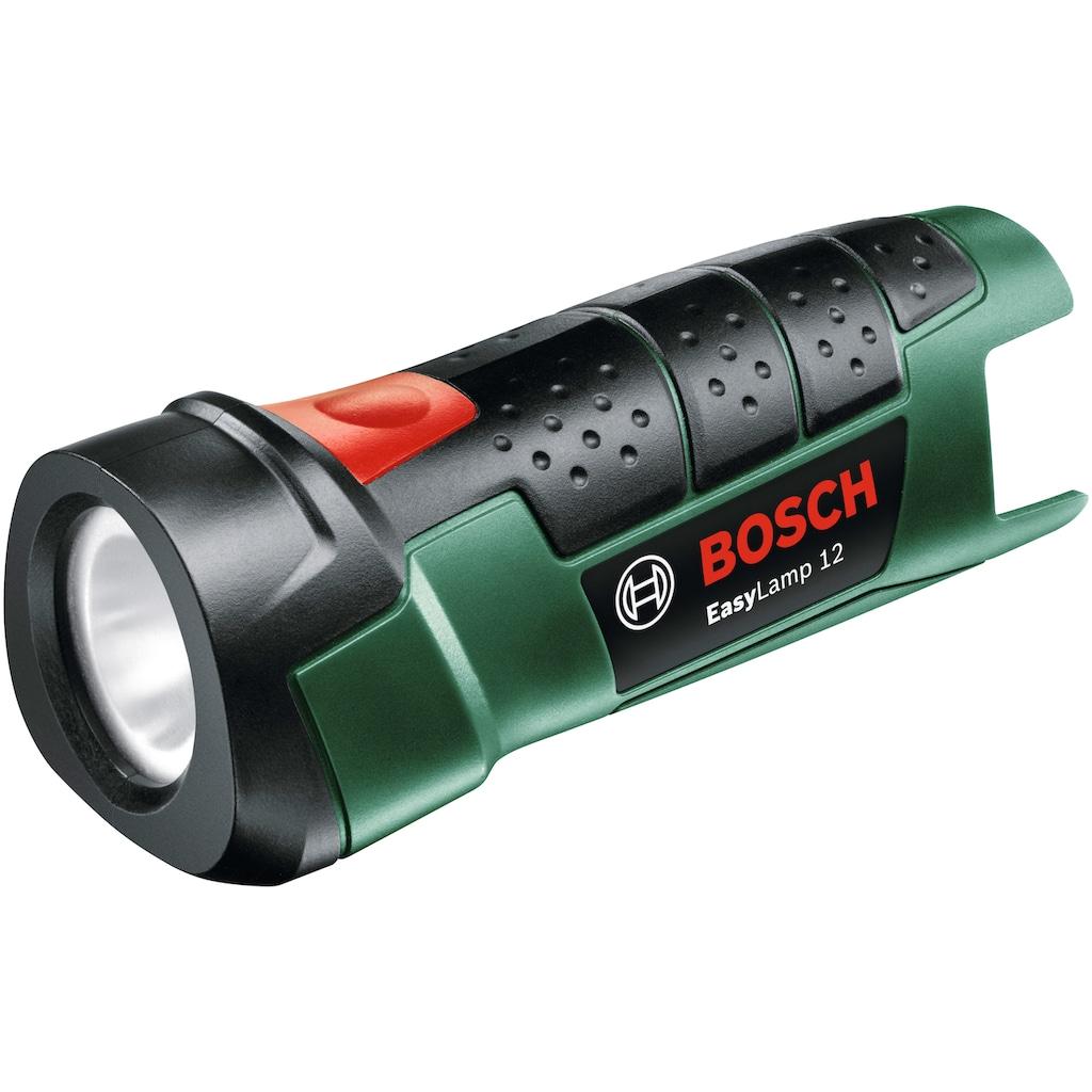 BOSCH LED-Arbeitsleuchte »EasyLamp 12«, ohne Akku und Ladegerät