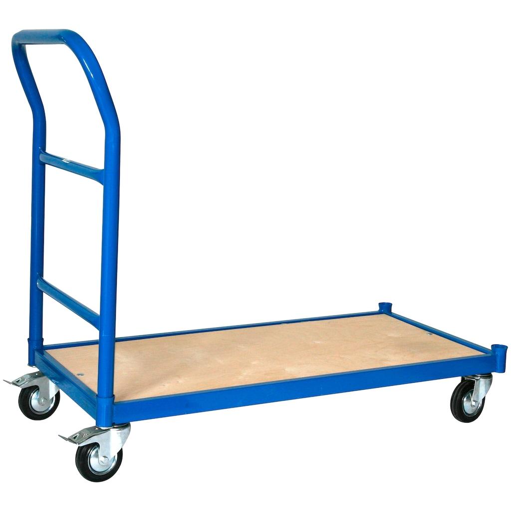 SZ METALL Transportwagen »Professional«, bis zu 250 kg Tragkraft