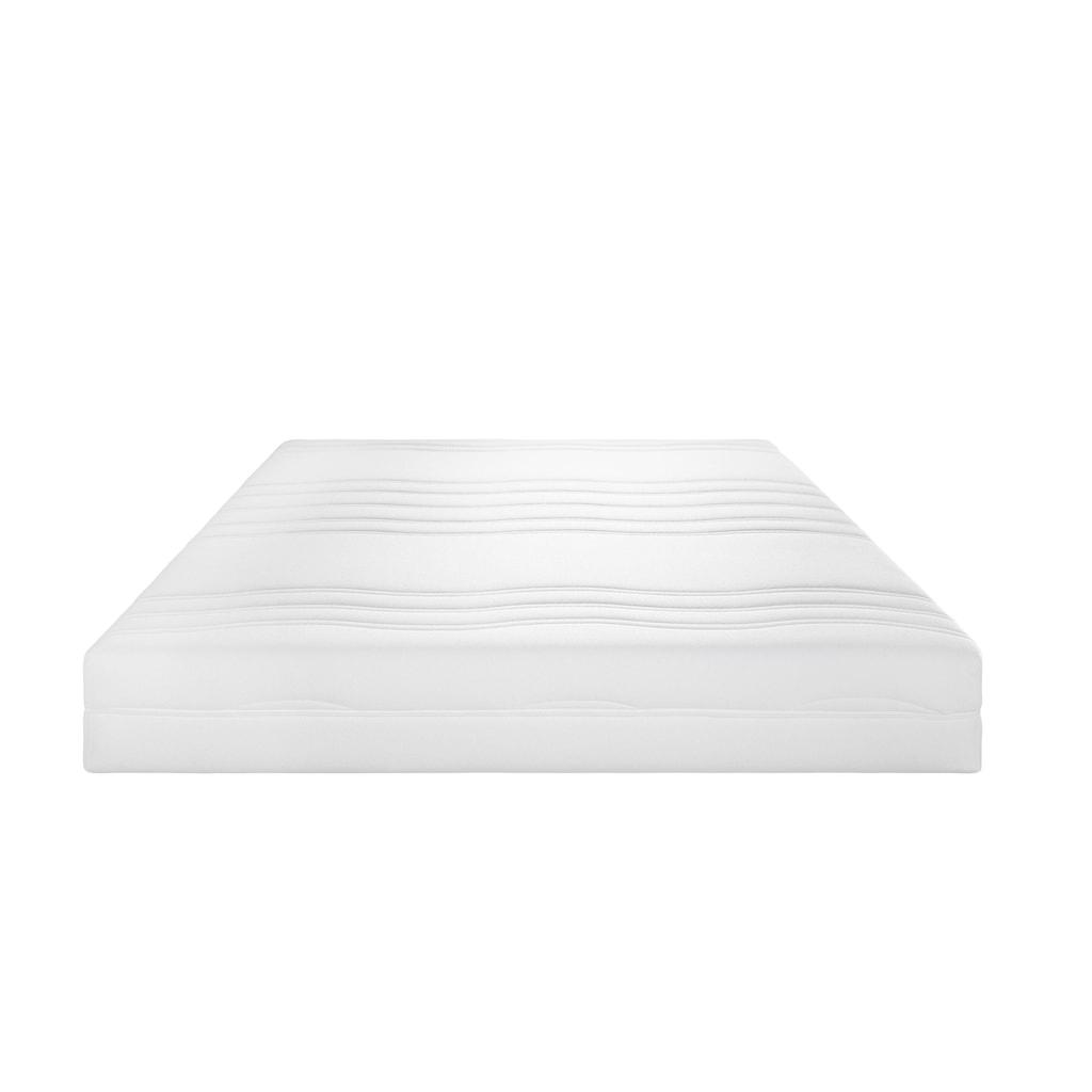"""BeCo EXCLUSIV Komfortschaummatratze + Lattenrost »""""Luxus Universal KF""""«, (Set, Das Set besteht aus 2 Teilen, Matratze und Lattenrost.)"""