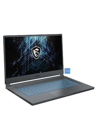MSI Stealth 15M A11SDK - 067 Notebook (36,6 cm / 15,6 Zoll, 1000 GB SSD) kaufen