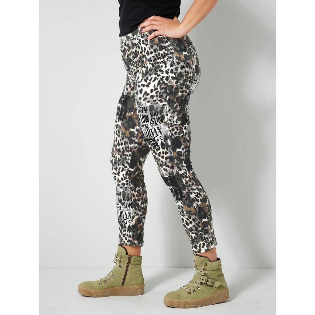 Angel of Style Leggings, Animal Print