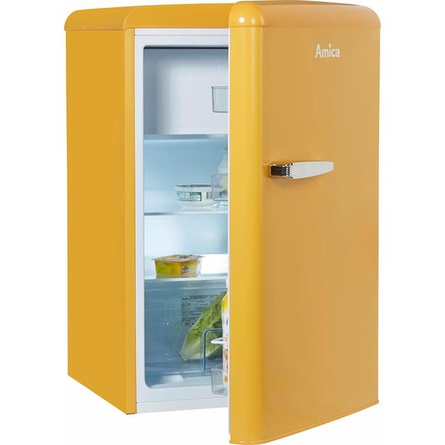 Amica Table Top Kühlschrank, 86 cm hoch, 55 cm breit